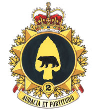 2 Canadian Mechanized Brigade Group Headquarters and Signal Squadron