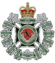 Royal Winnipeg Rifles badge