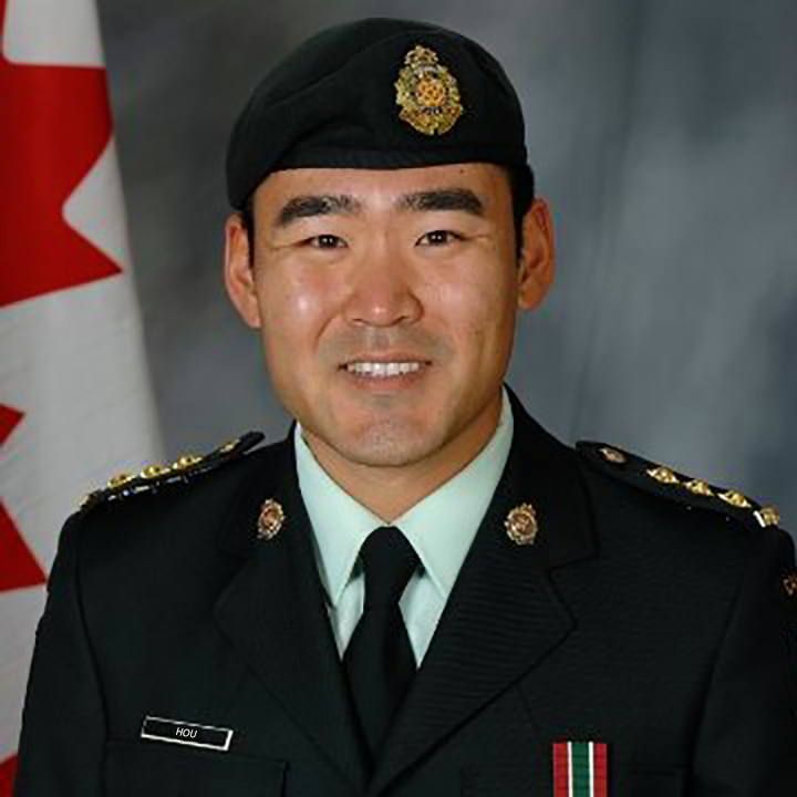 Captain Matthew Hou, Logistics Officer