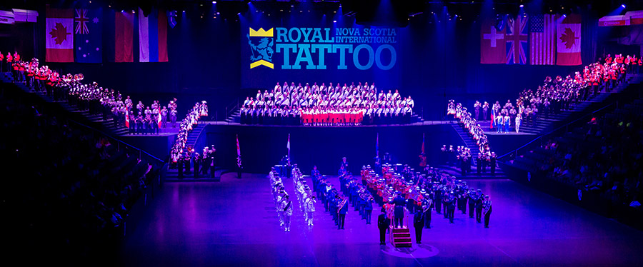 Imagery of Performances by Multinational Military and Civilian performers during the 2017 Royal Nova Scotia International Tattoo at the Scotia Centre on Thursday, July 6, 2017.