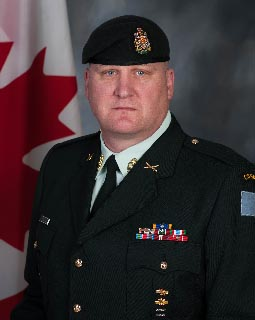 Chief Warrant Officer D.J. Hessell