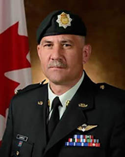 Sergeant Major, 1st Battalion, The Royal Canadian Regiment