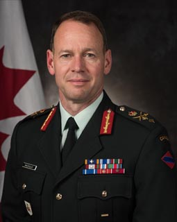 Brigadier-General D.A. Macaulay, OMM, MSM, CD