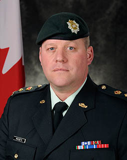 Commander, 1st Battalion, The Royal Canadian Regiment