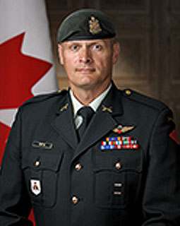 Sergeant Major Chief Warrant Officer D.C. Tofts